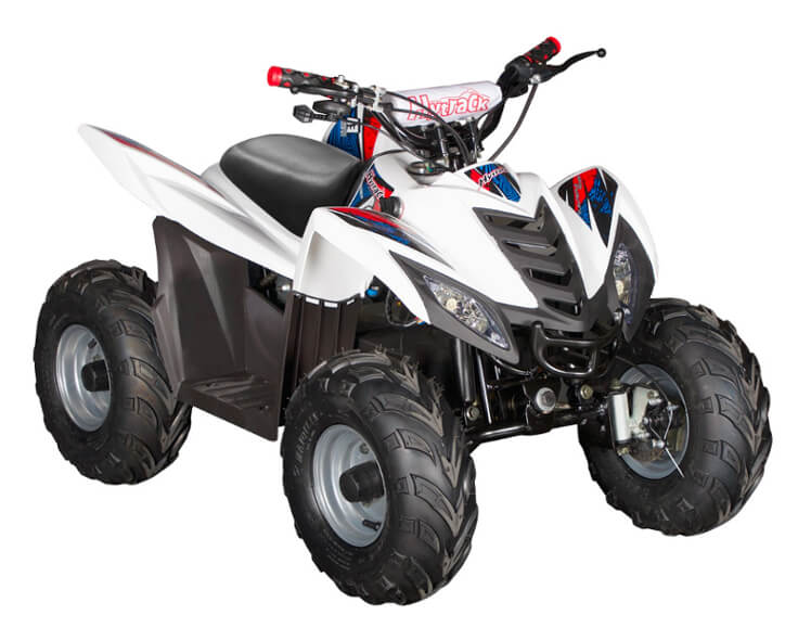 acheter votre quad électrique enfant Hytrack hy35ev chez Quad'n Scoot, spécialiste du scooter et du Quad à Brest en Bretagne