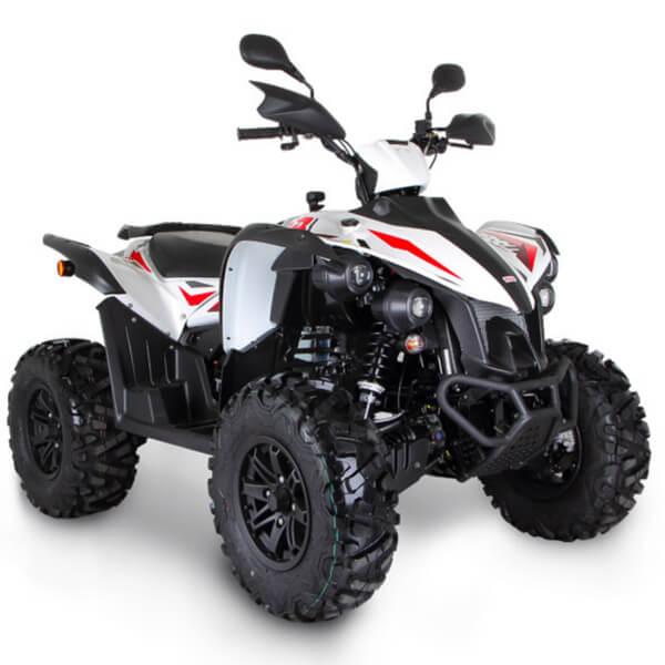 acheter votre quad TGB Target 600 chez Quad'n Scoot, spécialiste du scooter et du Quad à Brest en Bretagne
