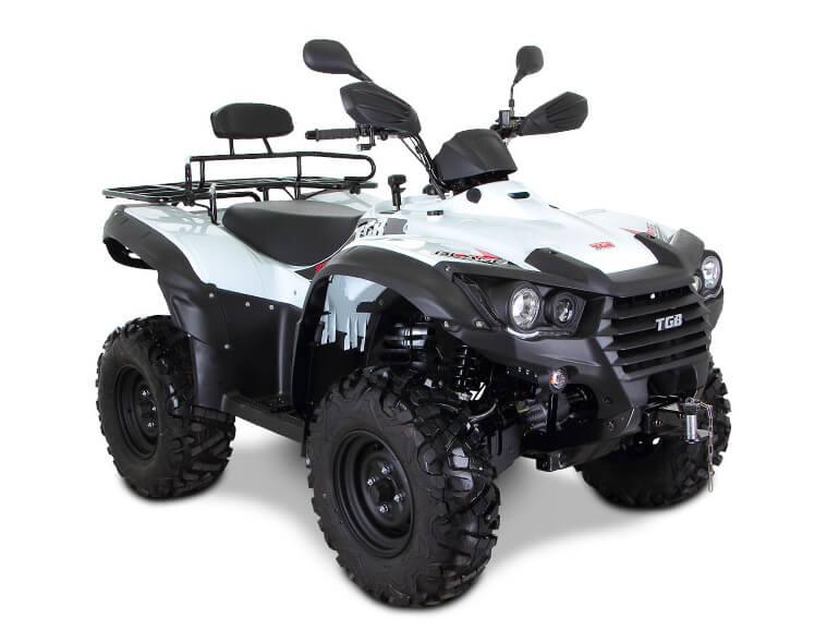 acheter votre quad TGB 500cc chez Quad'n Scoot, spécialiste du scooter et du Quad à Brest en Bretagne