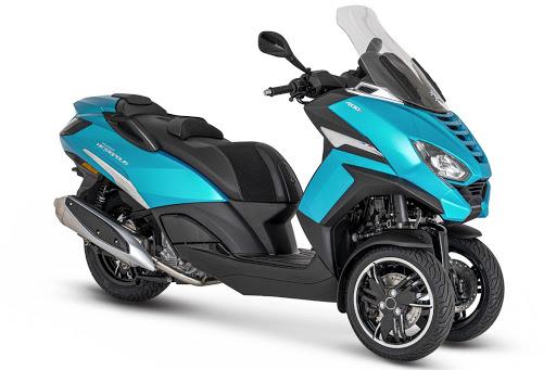 metropolis 400 2020 nouveau modele scooter peugeot 3 roues neuf garantis 2 ans constructeur piece et main d oeuvre pas cher brest concession 29200 finistere au garage quad n scoot